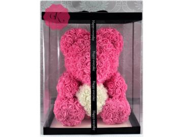 """Örök Maci 40 cm """"rózsaszín"""""""